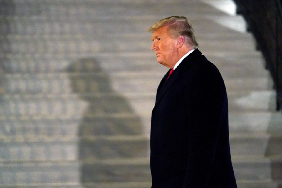 En dos semanas iniciará el juicio político contra Trump
