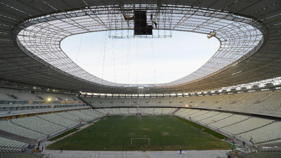 Estadio-Arena-Castelao-Brasil Foto: Televisa