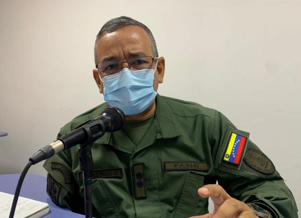 Director del Despacho de la Gobernación de Lara, Jorge Cordero