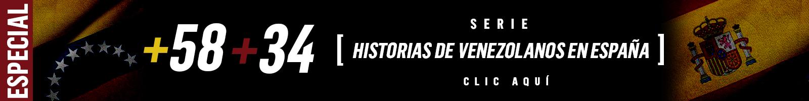 Serie Venezolanos en España 1