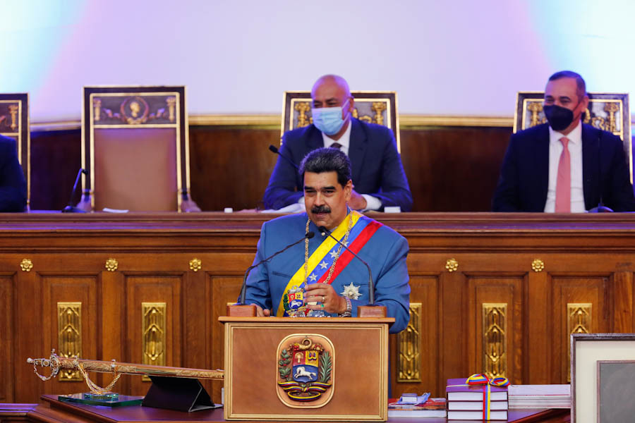 Maduro prevé triplicar vuelos del Plan Vuelta a la Patria a partir de febrero