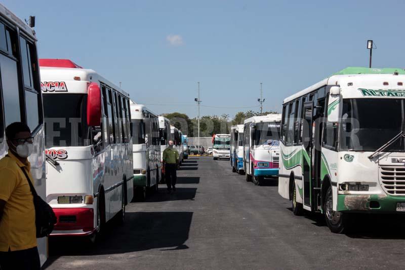 Terminal de Barquisimeto solo prestará servicio de rutas suburbanas