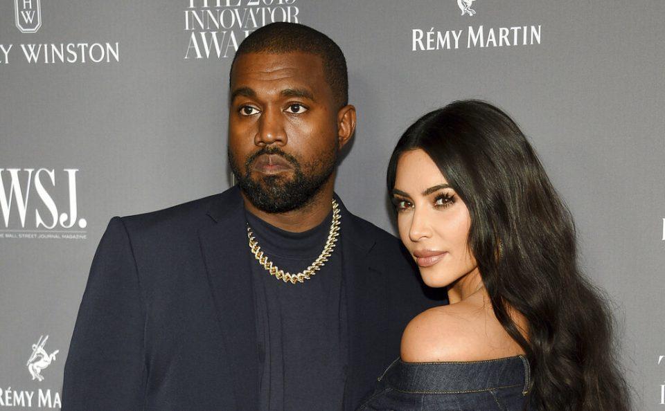 """El fin de """"Kimye"""": Kardashian pide el divorcio a West"""