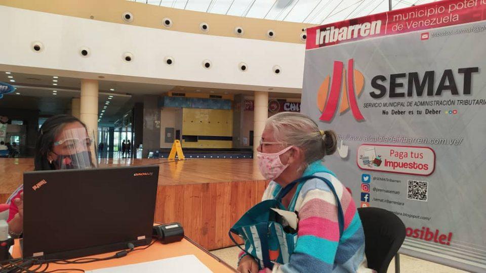 Alcaldía de Iribarren presenta convenios de pagos para cancelación de facturas morosas