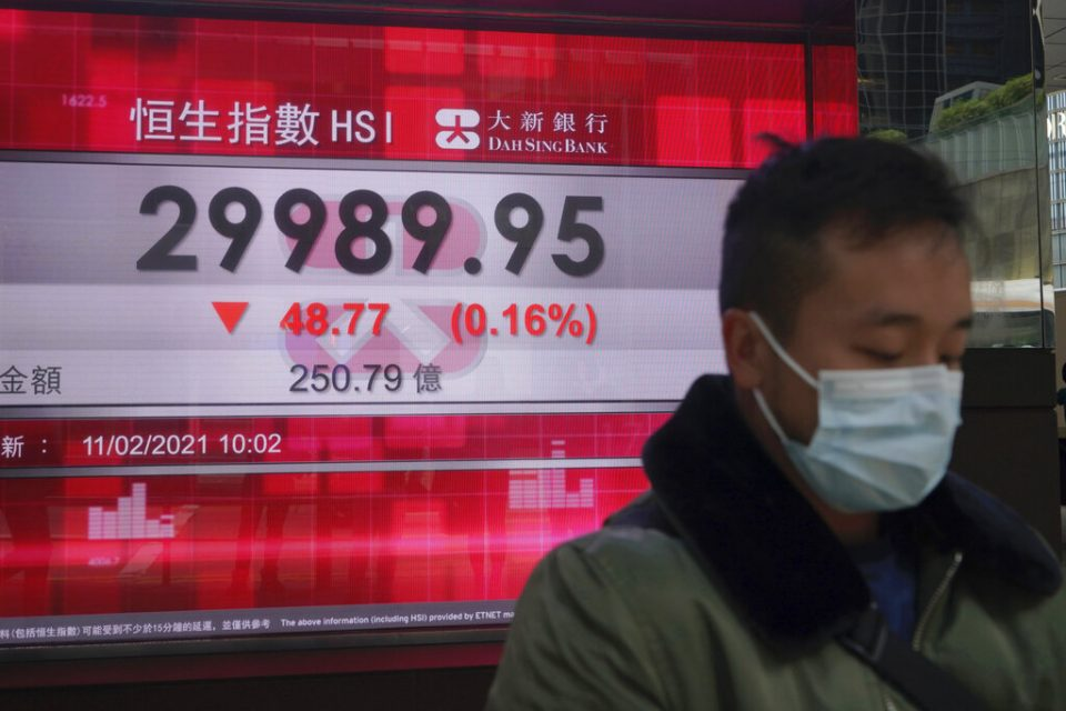 Wall Street abre en alza tras conversación entre Joe Biden y Xi Jinping