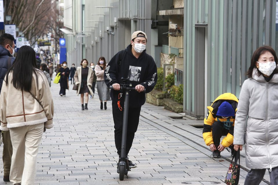 Japón amplía estado de emergencia hasta el 7 de marzo