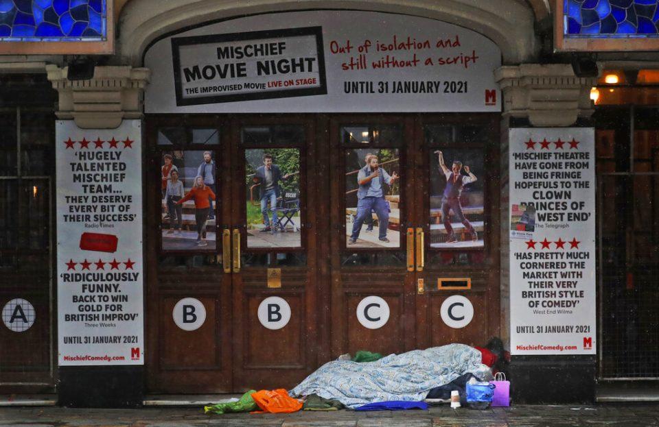 Grupos itinerantes donarán vacunas contra la Covid-19 a personas sin hogar en Londres