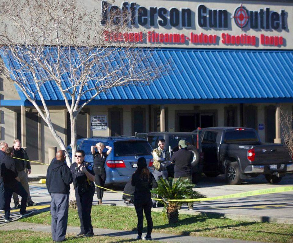 Tiroteo en Nueva Orleans dejó tres muertos y dos heridos