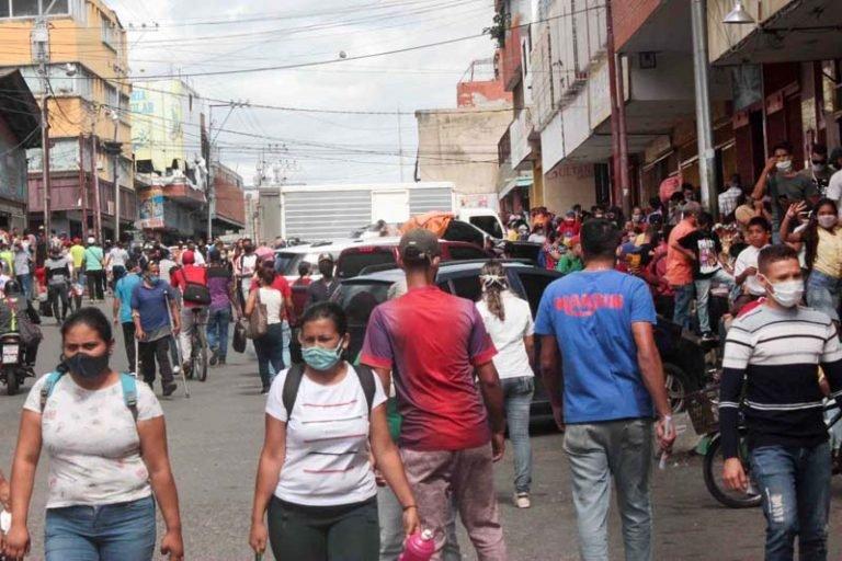 Venezuela registró 850 nuevos casos y 11 decesos por Covid-19