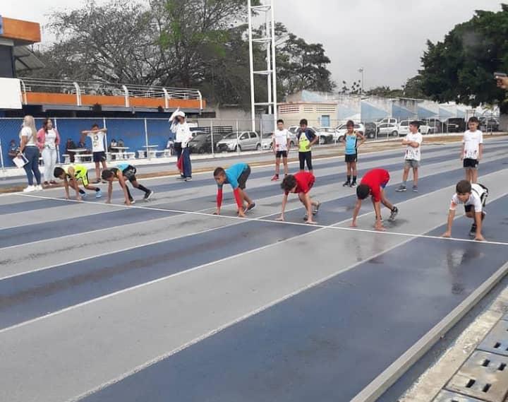 Festival de Atletismo 1