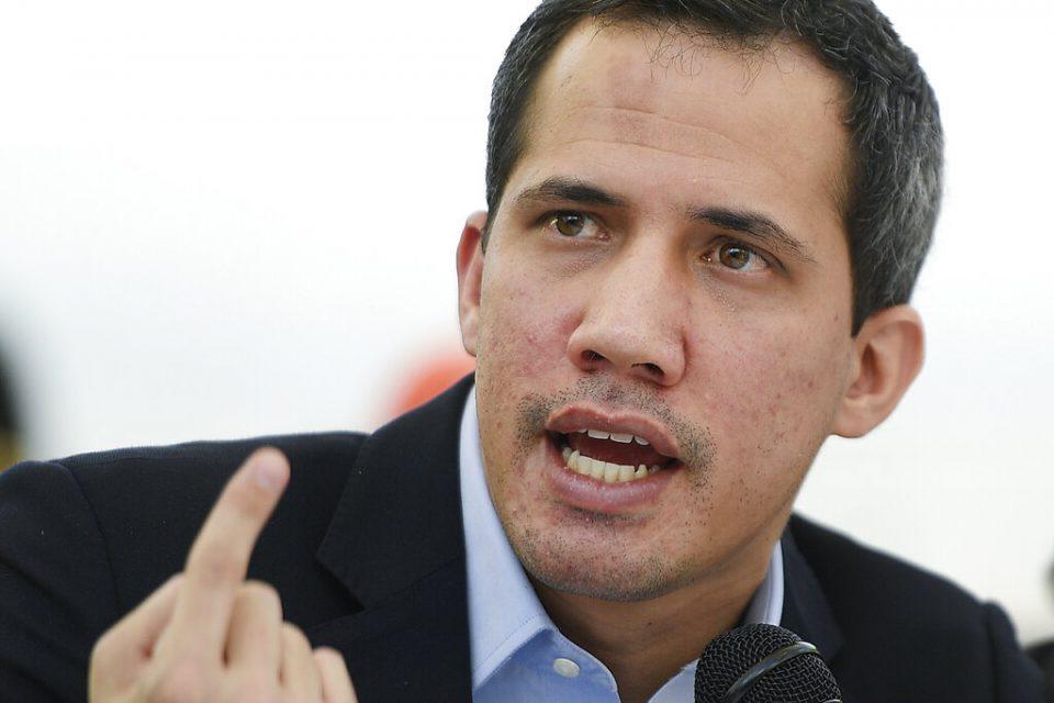 """Guaidó responsabilizó a Maduro de """"promover y financiar"""" a bandas delictivas"""