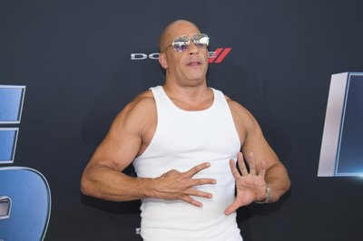 Vin Diesel AP