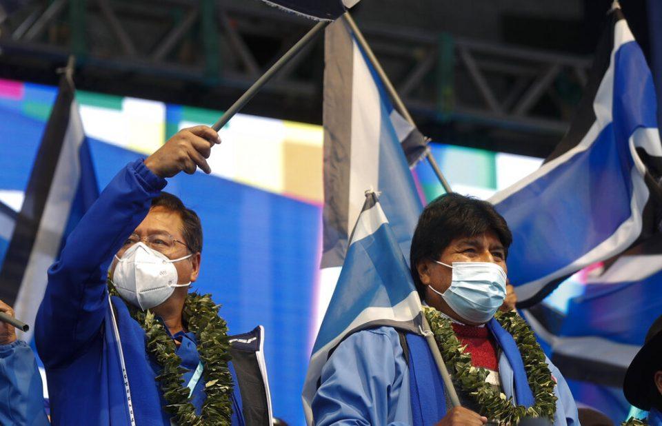 Evo Morales evalúa a su partido tras reveses