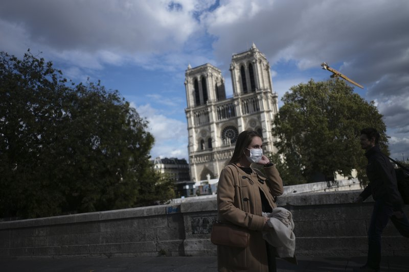 Francia confirmó primeros casos de variante de coronavirus que arrasa India