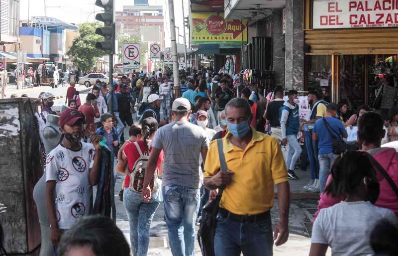 Venezuela sumó 1.167 nuevos casos por Covid-19
