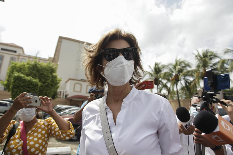 Justicia de Nicaragua deja fuera de las presidenciales a Cristiana Chamorro