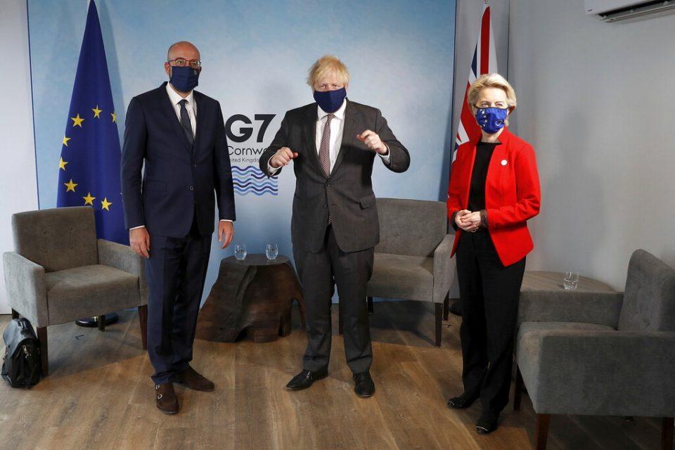 MUN-GEN G7-BREXIT