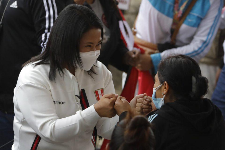 Perú   Resultados oficiales dan ligera ventaja a Keiko Fujimori con 52,46%