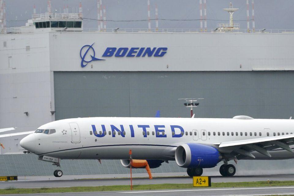 UNITED AIRLINES AVIONES