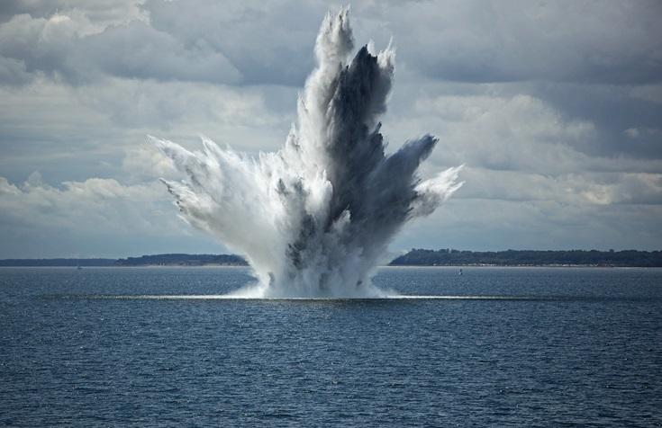 EE.UU. detonó bomba de 18.000 kilos para probar la resistencia de un buque y provocó sismo de magnitud 3,9