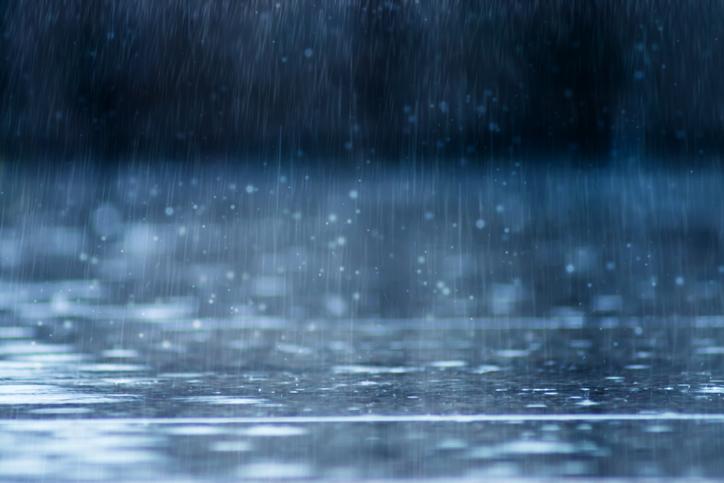 Continuarán las lluvias en algunas zonas del país