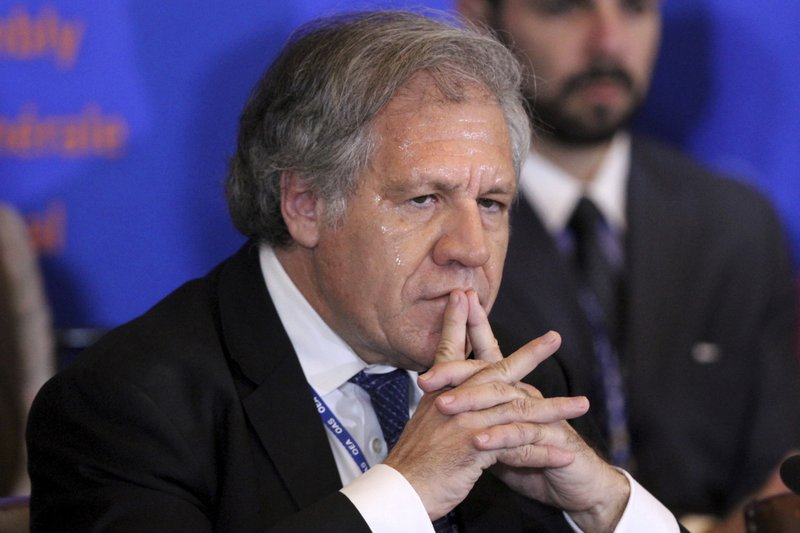 OEA: condenamos al régimen dictatorial cubano por llamar a civiles a reprimir