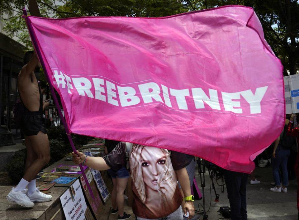 El apoyo público de Britney Spears puede no significar mucho en la corte