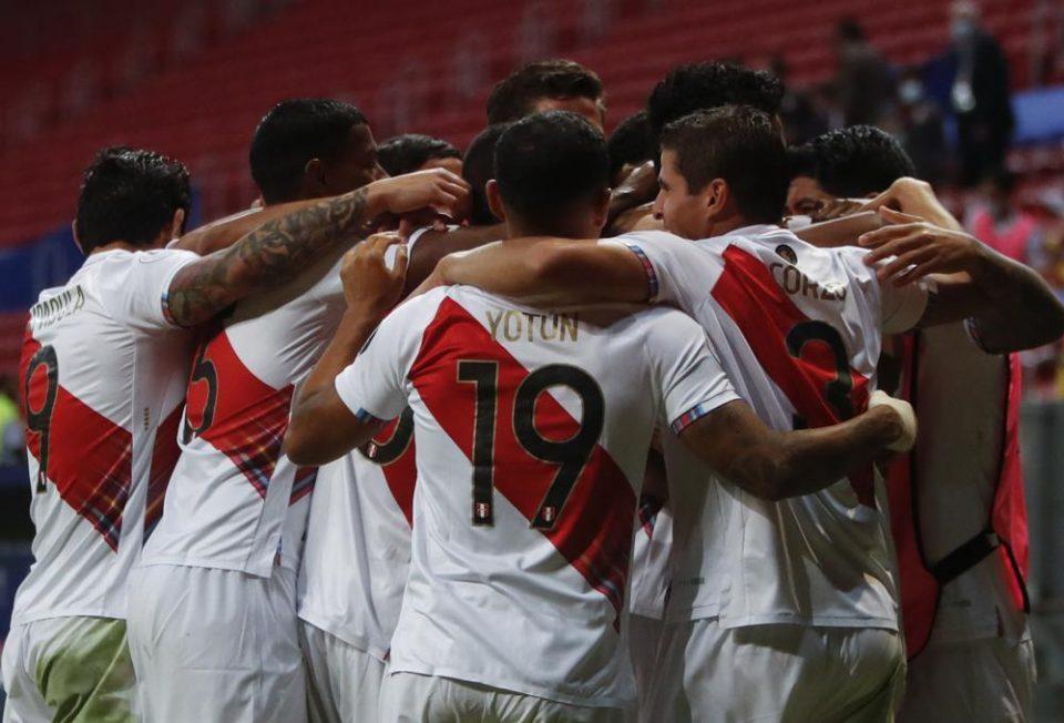 Venezuela se despide de la Copa América tras victoria de Perú