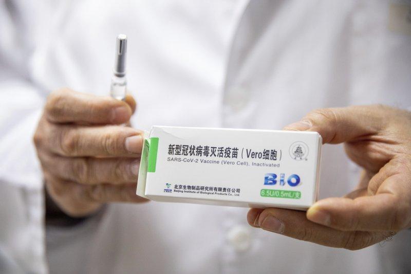 Vacuna china Sinopharm, puede producir al menos 5 mil millones de dosis al año