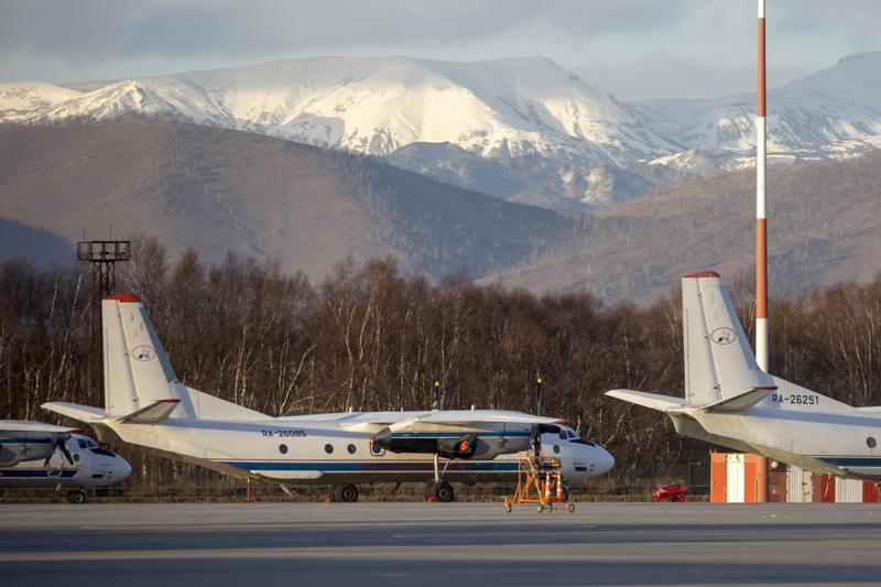 Avión con 17 personas a bordo desapareció en Siberia