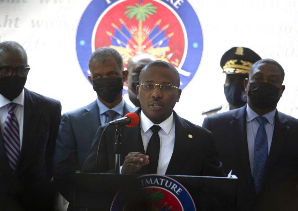 Funcionario de Haití dice que primer ministro renunciará tras asesinato del presidente