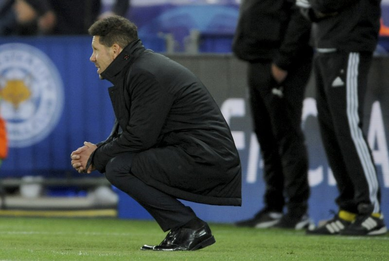 Simeone extiende contrato con el Atlético de Madrid hasta 2024