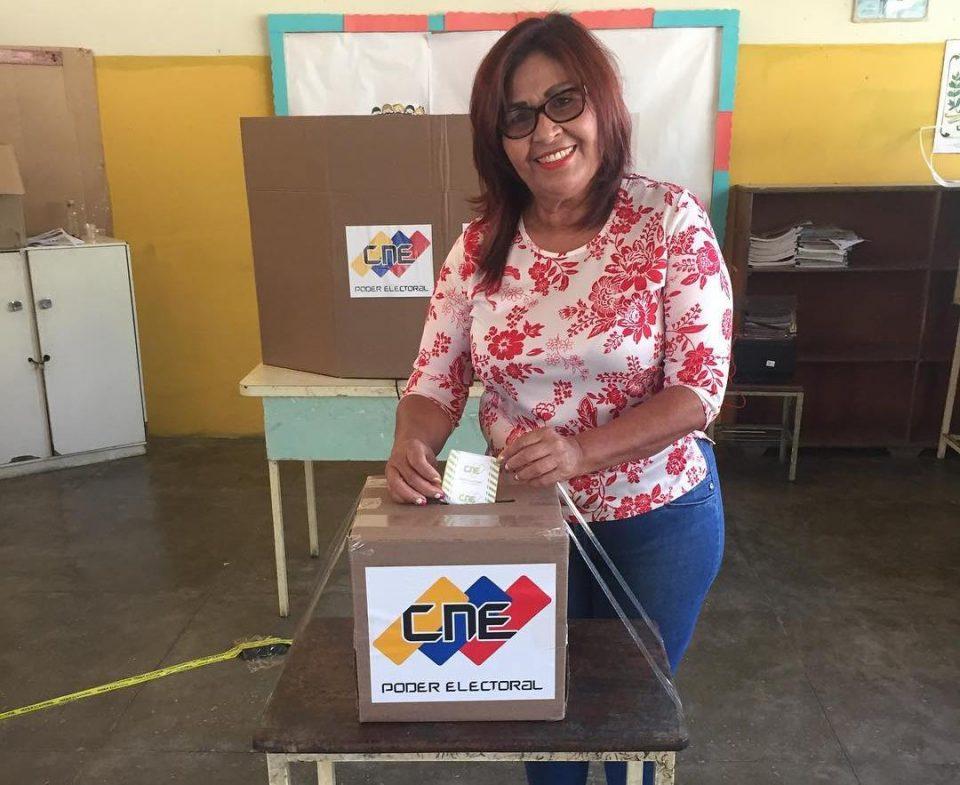 Colombia negó la entrada a la diputada oficialista, Haydee Huérfano