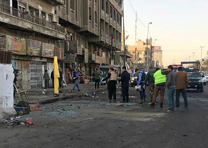 Al menos 30 muertos por atentado en Bagdad