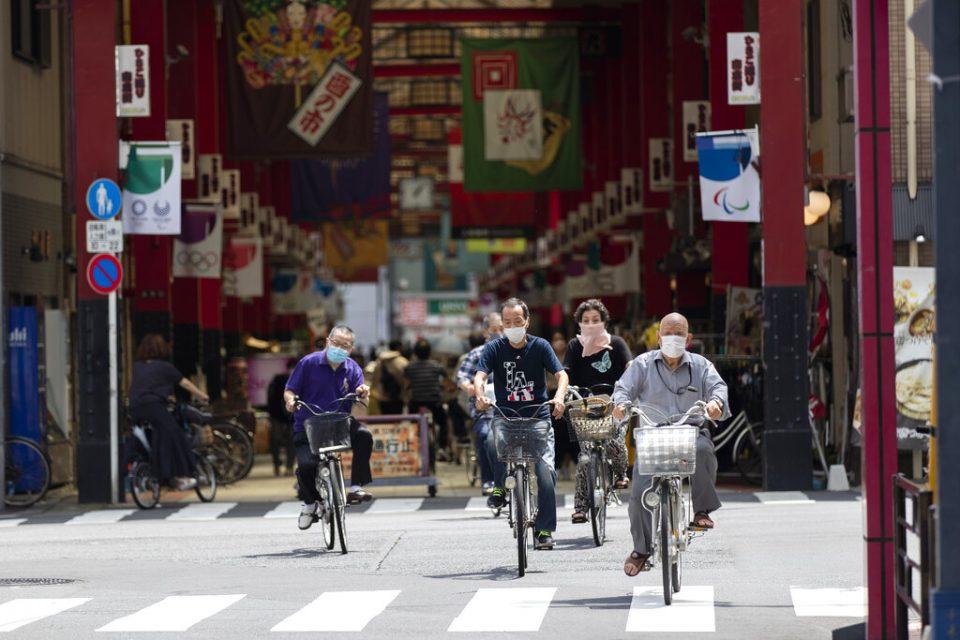 A una semana de los Juegos Olímpicos, Tokio bate récord de contagios