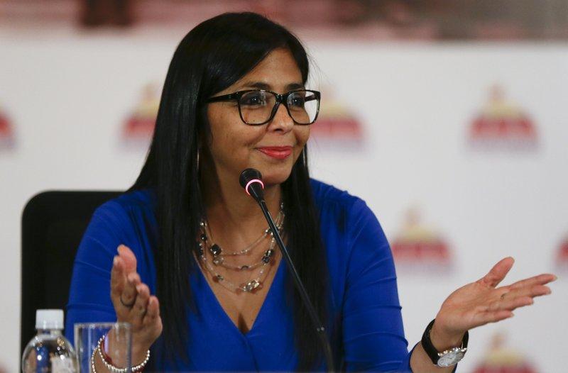 Justicia de Europa mantendrá las sanciones a Delcy Rodríguez