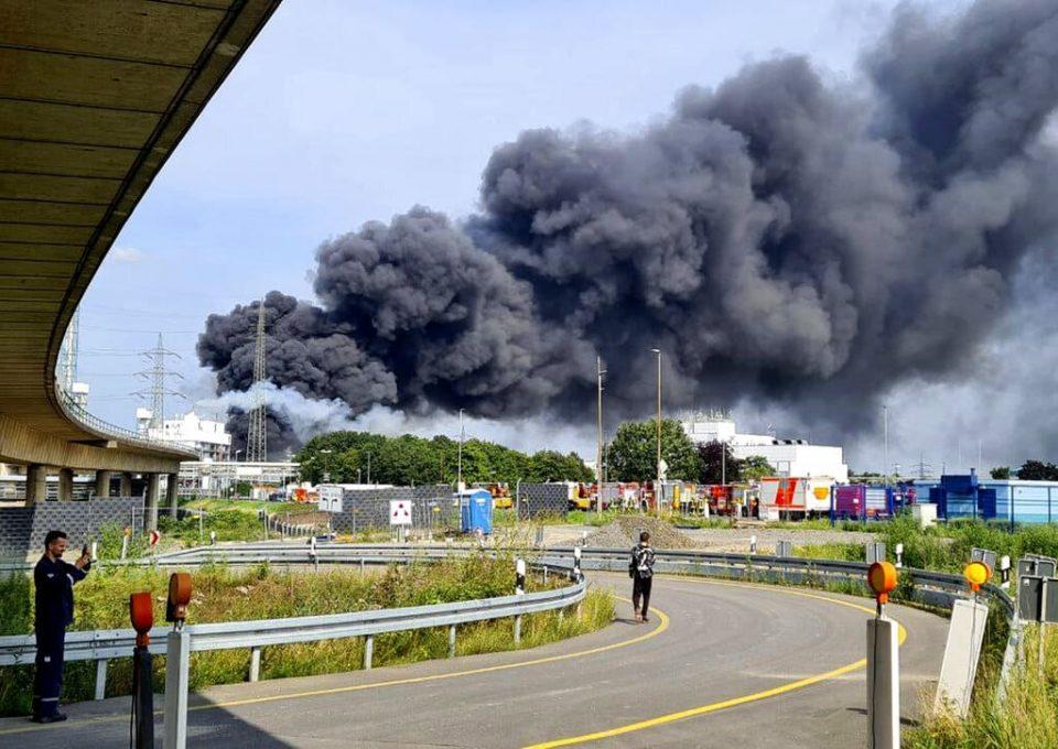 """Declaran """"amenaza extrema"""" tras una explosión en Alemania"""