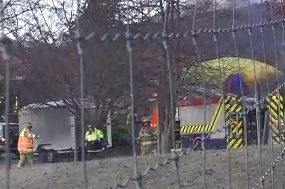 Al menos 11 heridos tras estrellarse un globo en Nueva Zelanda