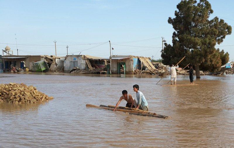 40 muertos y entre 150 y 300 desaparecidos por inundaciones en Afganistán