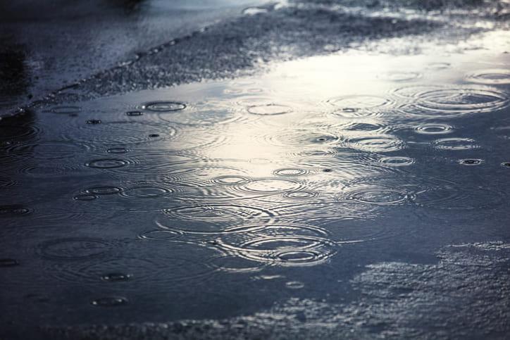 Inameh: onda tropical Nº 27 ocasionará lluvias en algunas zonas del país