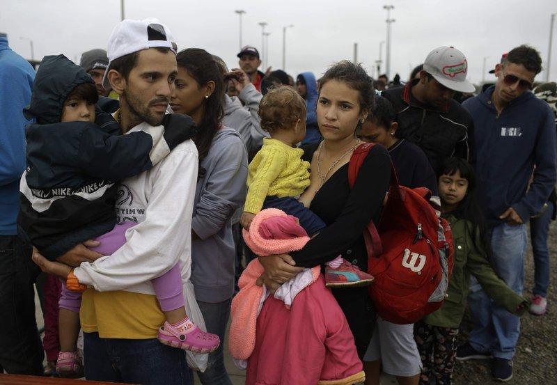 HRW pidió a Chile dar fin a las deportaciones de venezolanos