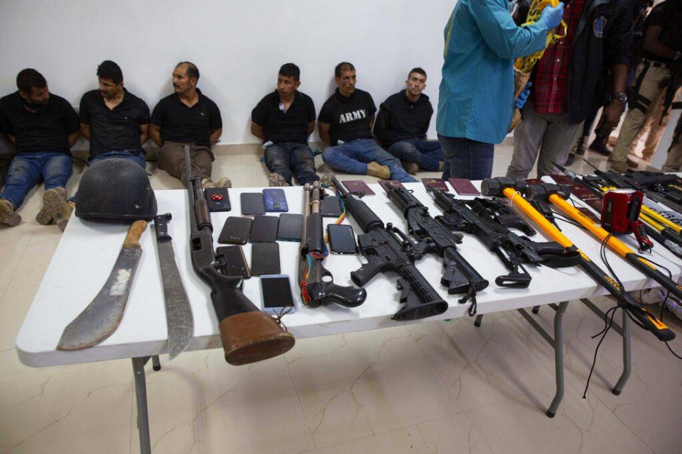 Haití detuvo a 17 personas que estarían vinculadas en el asesinato del presidente Jovenel Moïse