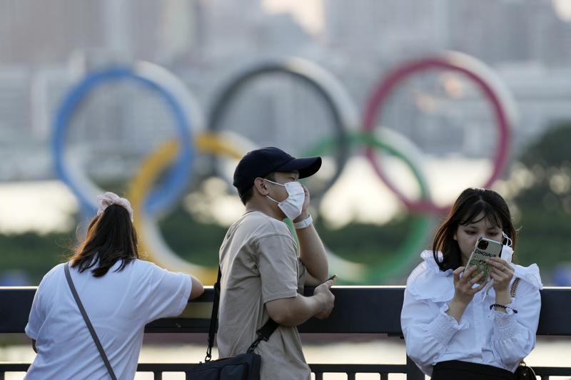 En medio de los Juegos Olímpicos, Tokio registra un nuevo récord diarios de casos de covid-19