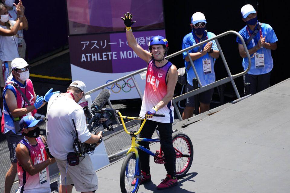 Tokyo Olympics BMX Cycling