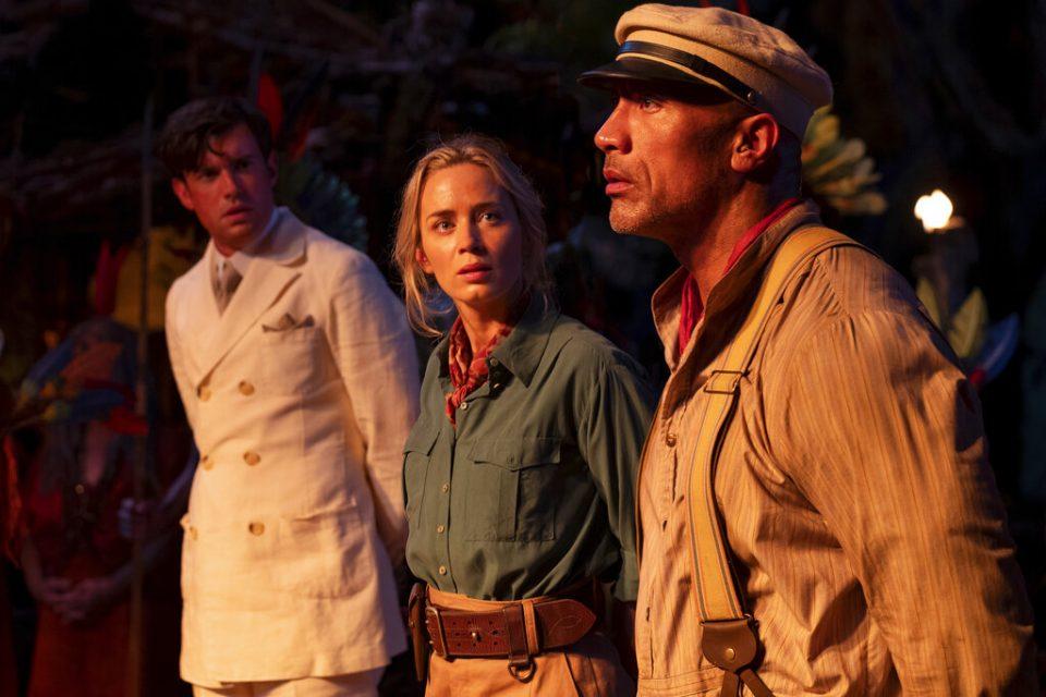 """Jungle Cruise"" supera expectativas en taquilla pese a COVID"