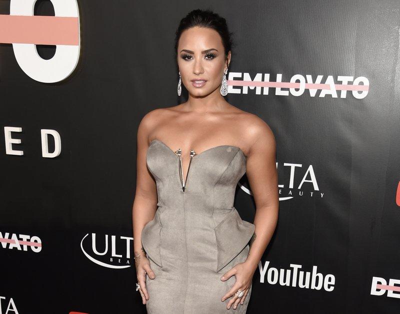 Demi Lovato dice que en un futuro podría identificarse como transgénero
