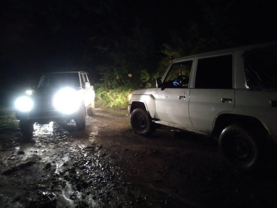 Varios sectores de Mérida afectados por fuertes lluvias