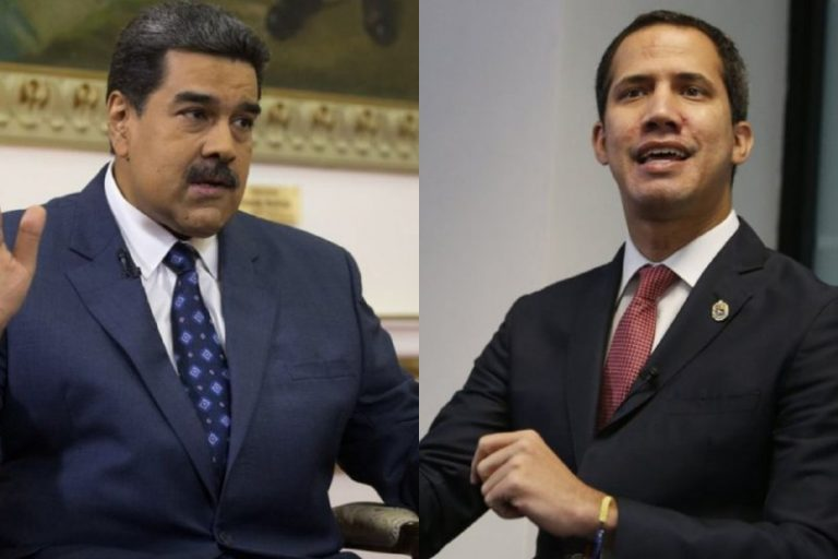 Maduro: Guaidó creía que podía con súper bigote, y no pudo