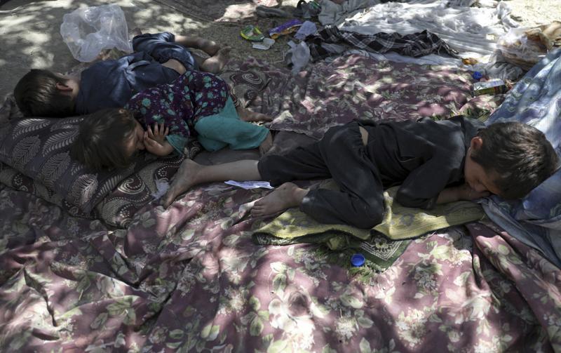 Unicef: un millón de niños afganos sufrirán desnutrición aguda grave y podrían morir
