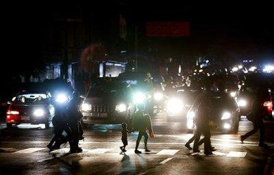 Fallas eléctricas en Venezuela
